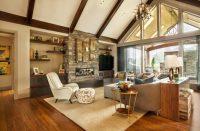 27 Beautiful Living Room Shelves - Home Stratosphere