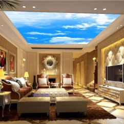 Cheap Ceiling Ideas Living Room Black Furniture 60 Fantastic The Right Photo Can Make Your Feel Wider Nothing Represents Openness And Freedom