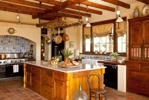 68 Mediterranean Kitchen Ideas Photos