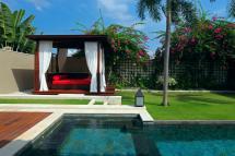 Back Yard Pools with Gazebo Designs