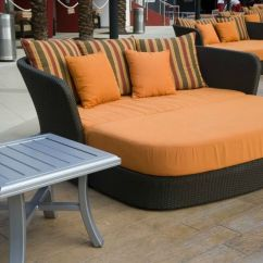 Oversized Patio Chair Cushions Wheelchair Adalah 25 Dining Sets Perfect For Spring