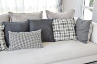 35 Sofa Throw Pillow Examples (Sofa Dcor Guide)