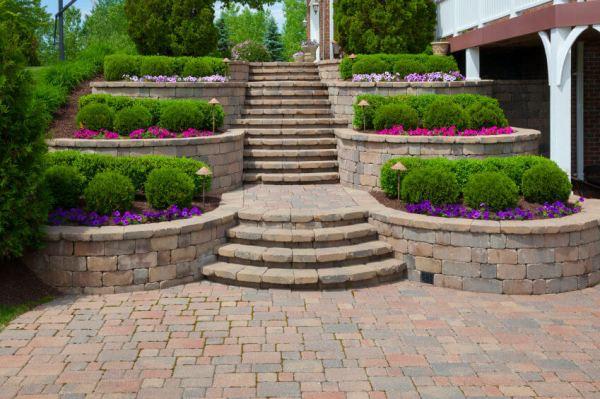 outdoor garden & landscaping