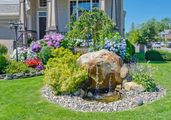 front yard garden ideas awesome