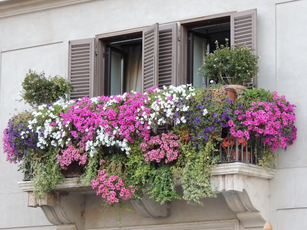 Balcony Planter Box