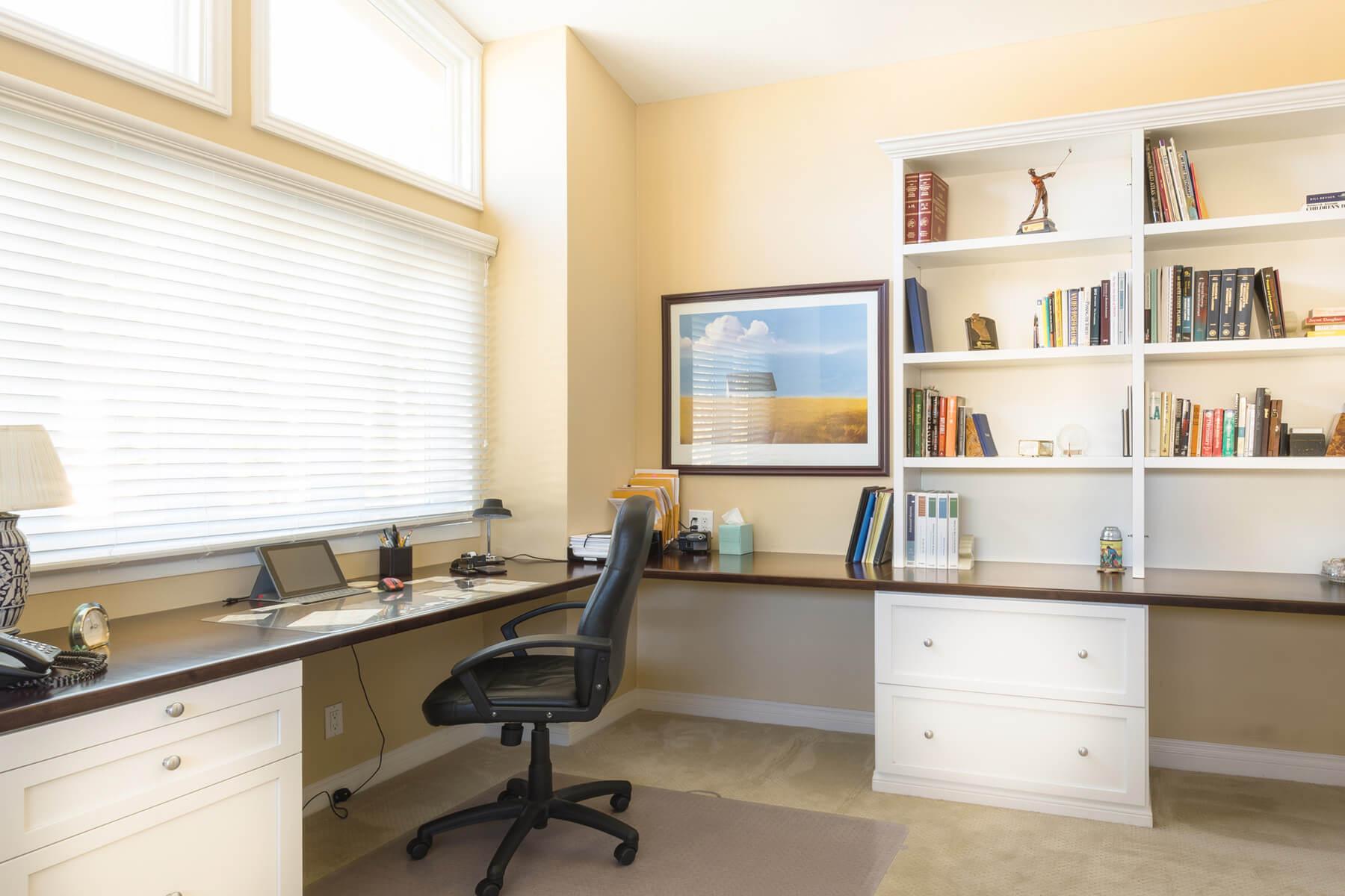 26 Home Office Designs Desks  Shelving by Closet Factory