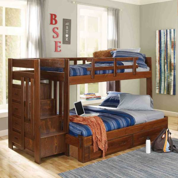 Types Of Twin Over Full Bunk Beds Guide