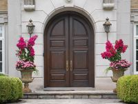 59 Front Door Flower and Plant Ideas
