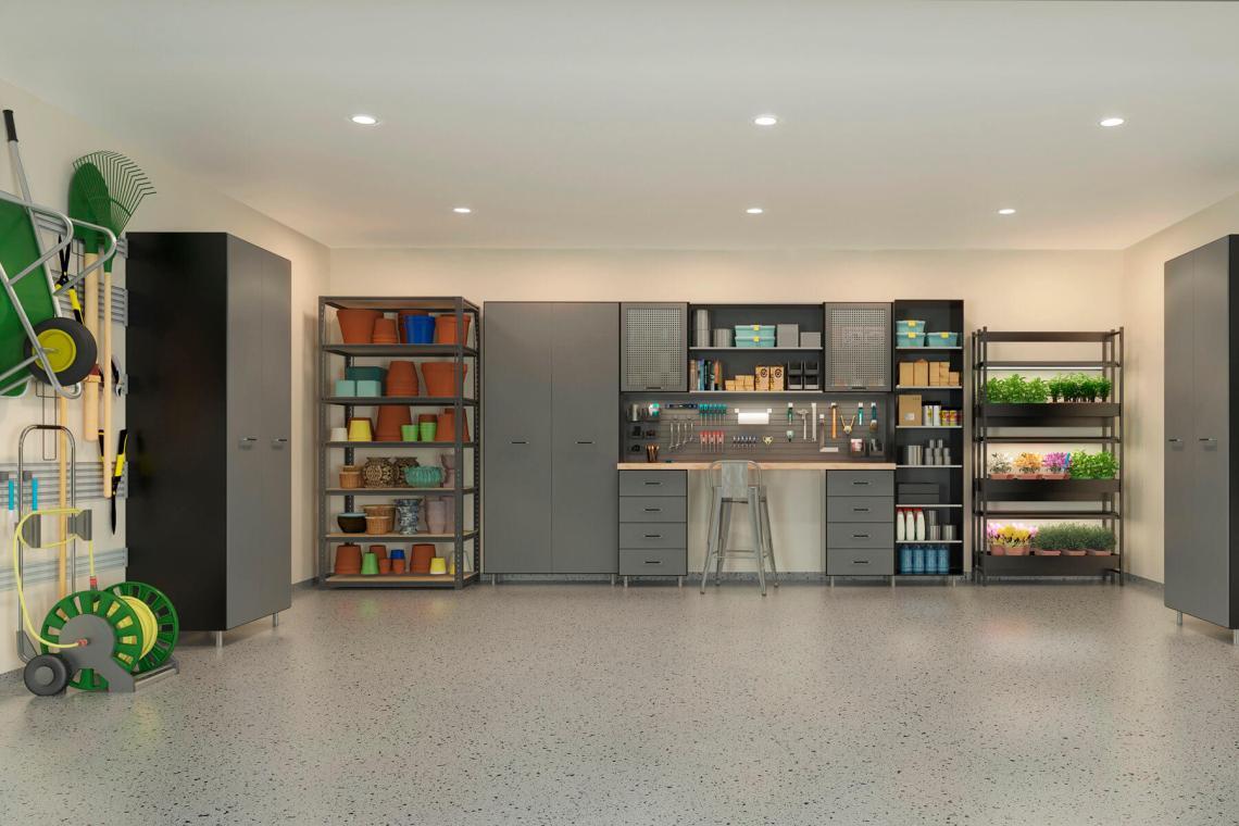 Image Result For Garage Storage Cabinets
