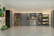 Garage Storage Idea