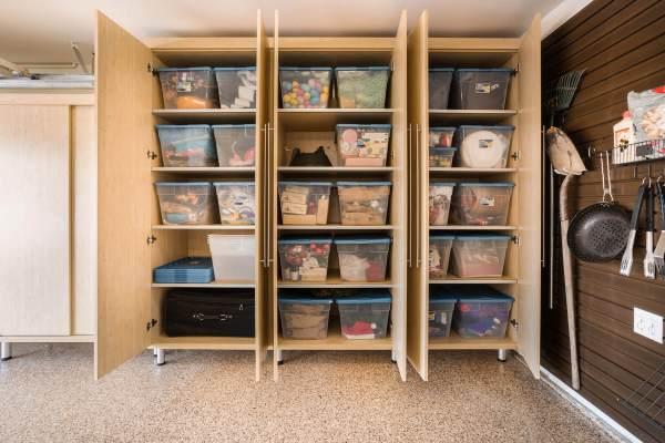 Garage Storage Ideas 3 Man Caves