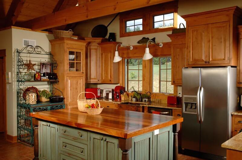 craftsman style kitchen cabinets laminate countertops 101 ideas for 2019 this is another great example of how to add non organic color a