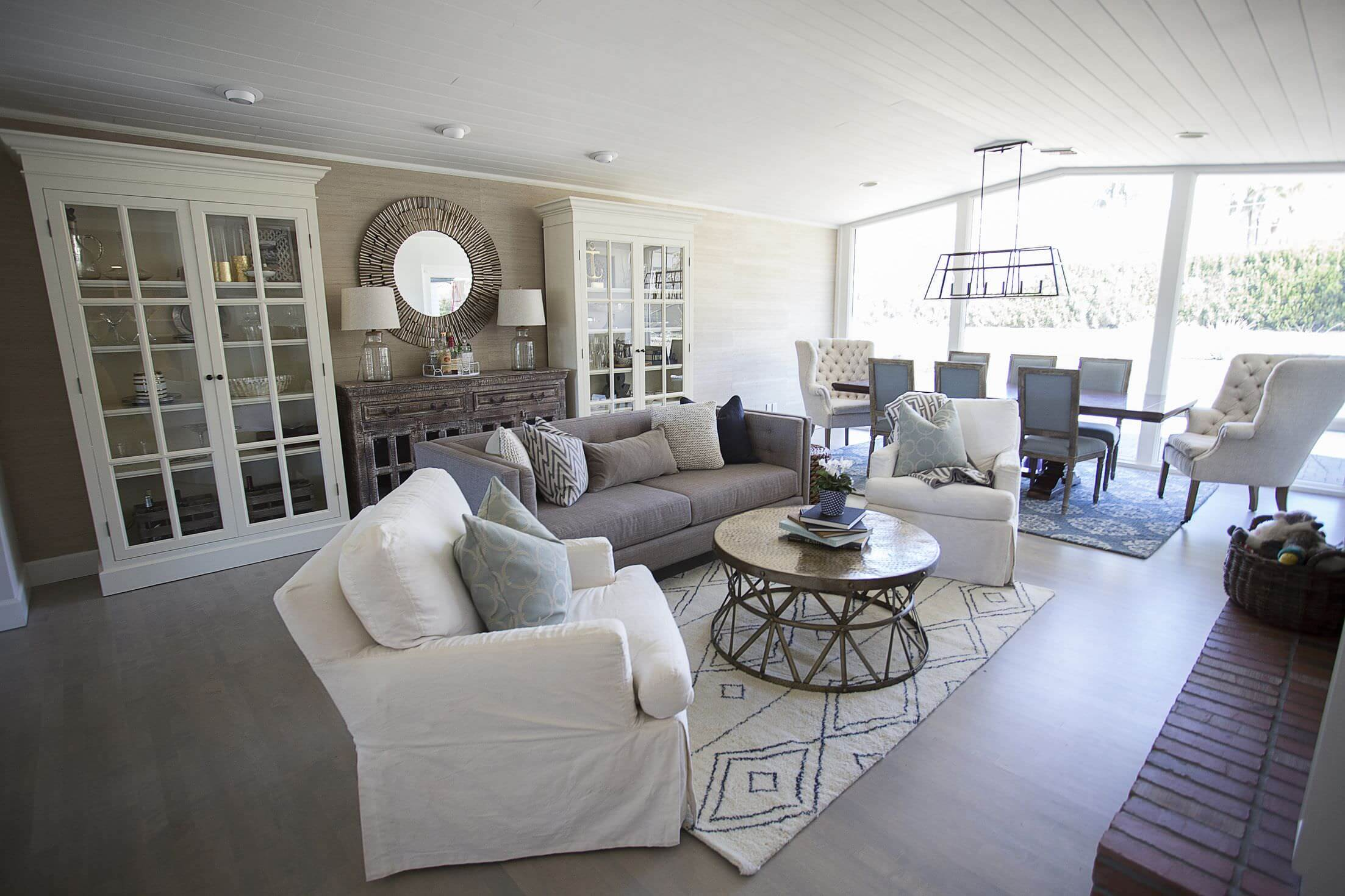 Best Living Room Colors And Color Combinations