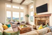 23 Living Room Color Scheme (Palette) Ideas