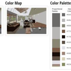 Living Room Color Schemes With Grey Wall Decor For Large Best Colors 2019 Try Out This Palette And Brown Scheme