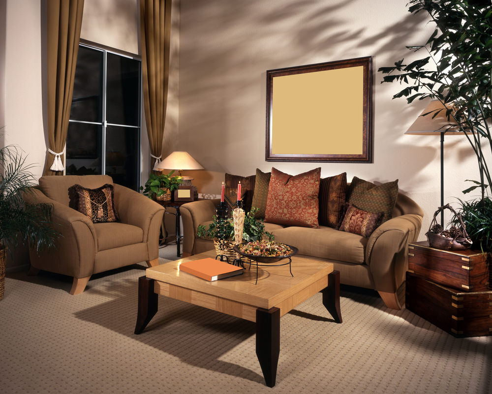 themes for living rooms light purple room walls 18 types of styles pictures examples 2019 the warm color combinations maple and walnut surfaced over furniture extravagant sofa set
