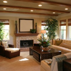 Living Room Decor Styles How To Style Your 18 Types Of Pictures Examples For 2019 Hardwood Furniture Is Present Along With Exposed Beams In The Ceiling It Also Has A