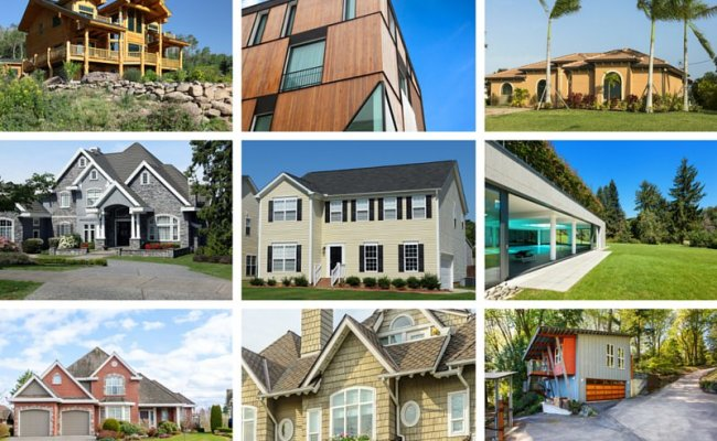 12 Types Of Home Exteriors Photos Prices Pros Cons