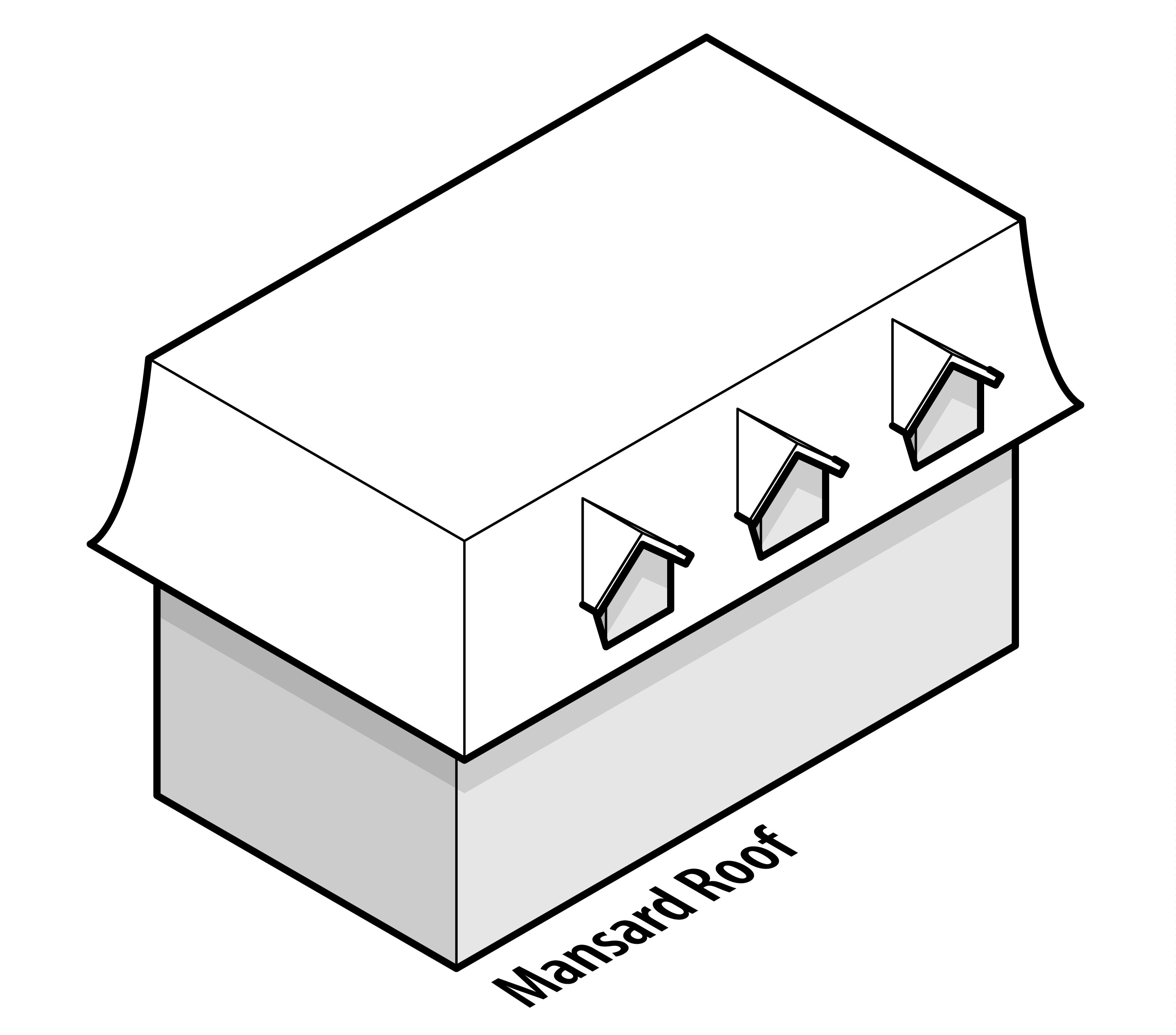 15 Types Of Roofs For Houses With Illustrations