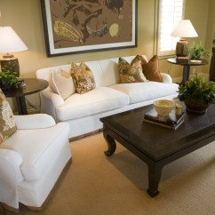 Living Room Decorations With Brown Furniture Beige And Curtains 72 Rooms White Sofas Chairs The Sofa Set Steals Show Look At This Design