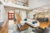 72 Living Rooms with White Furniture (Sofas and Chairs)