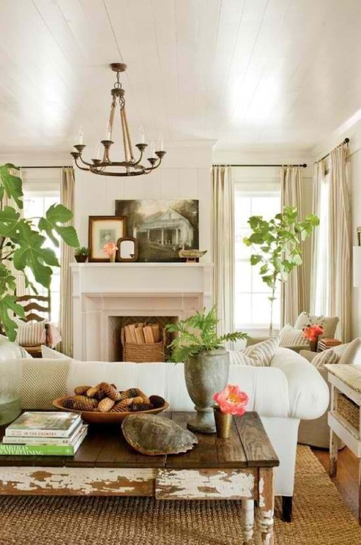 white sofa living room 5 piece set 72 rooms with furniture sofas and chairs this looks like a farm house rustic wooden desks an antique vase