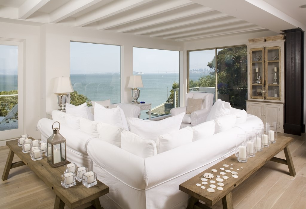 white couch living room ideas area rug in or not 72 rooms with furniture sofas and chairs a beach house has to be as cool the