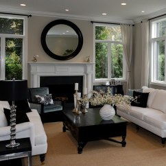 White Sofa Set Living Room Mantel Decor 72 Rooms With Furniture Sofas And Chairs An Elegant Dominated By Black Where The Is Paired