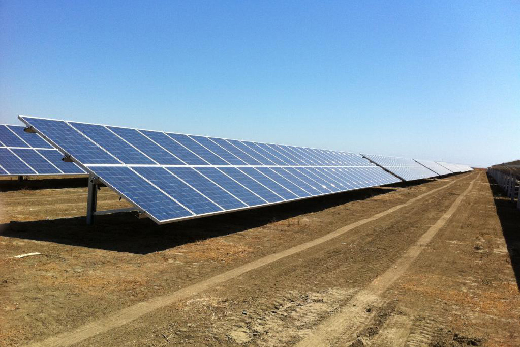 Commercial Ground Mount Solar Panels Rooftop Solar Company
