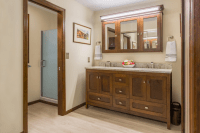Wood Vanity, Medicine Cabinet & Mirror Care and Installation