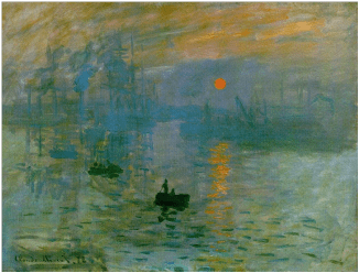 ppt claude monet powerpoint presentation free to download id 1f087c zdc1z