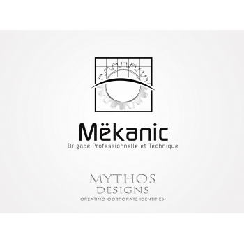 Logo Design Contests » Creative Logo Design for MËKANIC