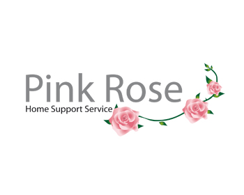 Logo Design Contests » Pink Rose Home Support Services