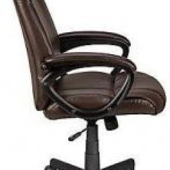 Staples Turcotte Chair Brown Consumer Reports Office Chairs Luxura High Back Executive Or Black Com Has The For 69 99 Rewards Members Get Free Shipping On All Orders