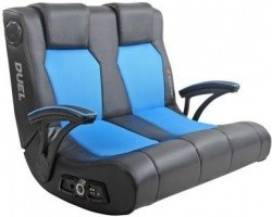 walmart game chairs x rocker antique slipper chair dual commander gaming choice of colors 119 00 shipped gottadeal com