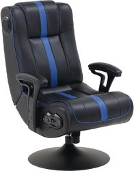 Gaming Chairs Sams : gaming, chairs, Pedestal, Gaming, Chair, Built, Sound, Vibration, System, 9.98, Sam's, GottaDEAL