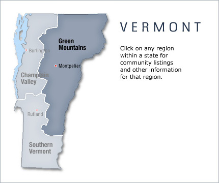 Showing 1 to 6 of 6 entries. Active Retirement In Green Mountains Vermont Area Info