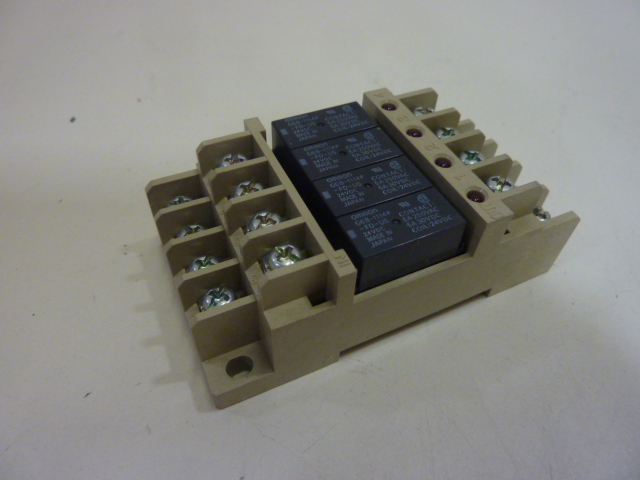 Terminal Block Style Relays