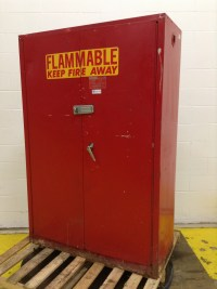 Eagle Cabinets Flammable Liquids Storage Cabinet PI-47 ...