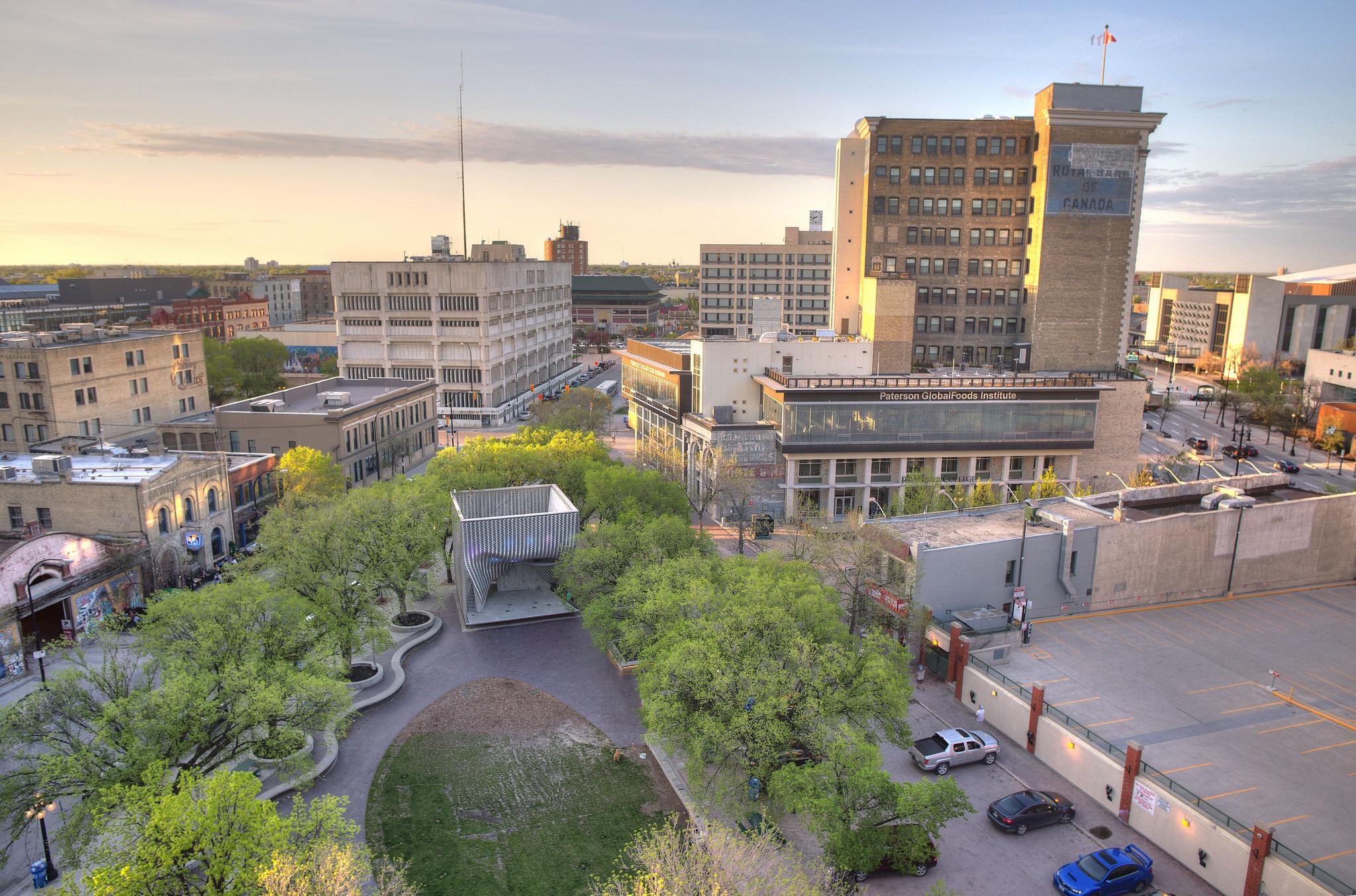 Winnipeg Canada Attractions