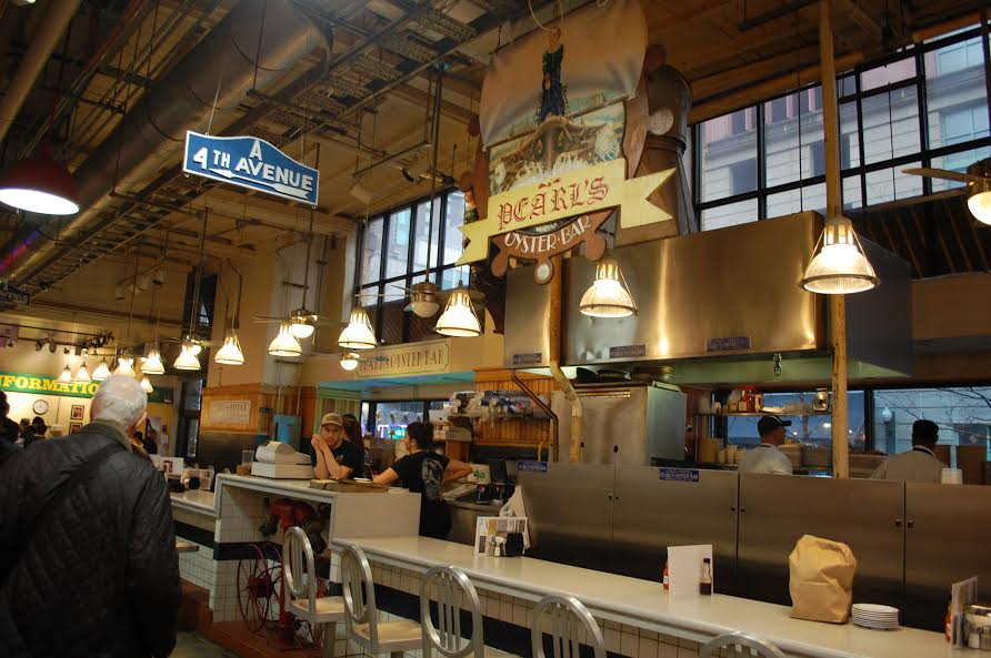 Reading Terminal Market Americas OG Food Hall