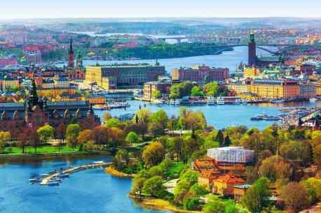 Resultado de imagem para sweden