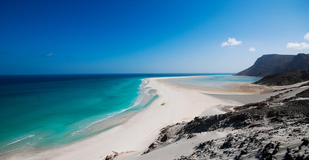 Socotra is an Island Gem That Literally Looks Like Its