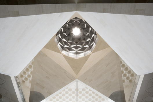 Atrium with dome at Museum of Islamic Art, Doha / Qatar. Architecture: Pei Partnership Architects. Image © Museum of Islamic Art