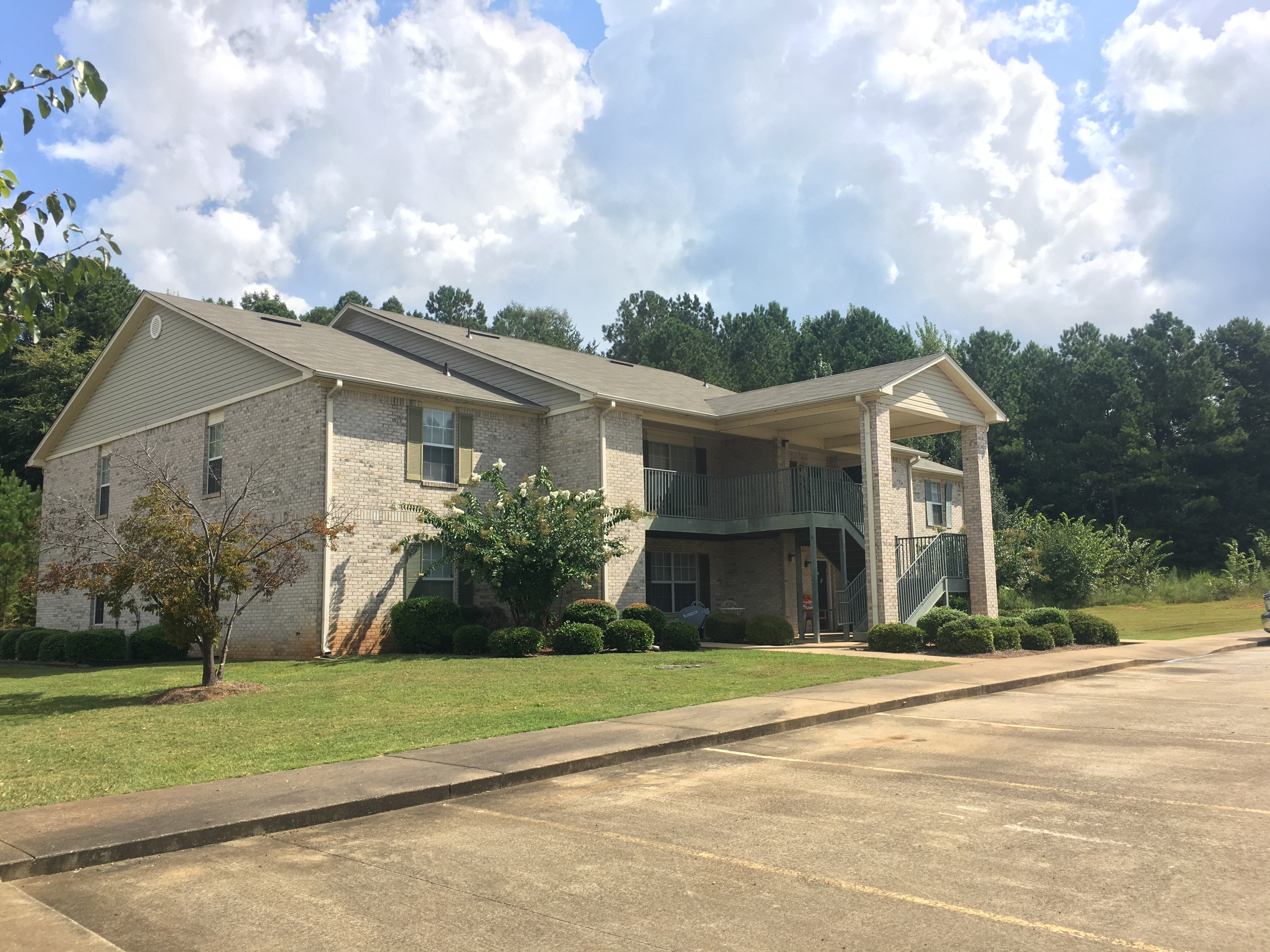 Low Income Apartments in Jacksonville AL