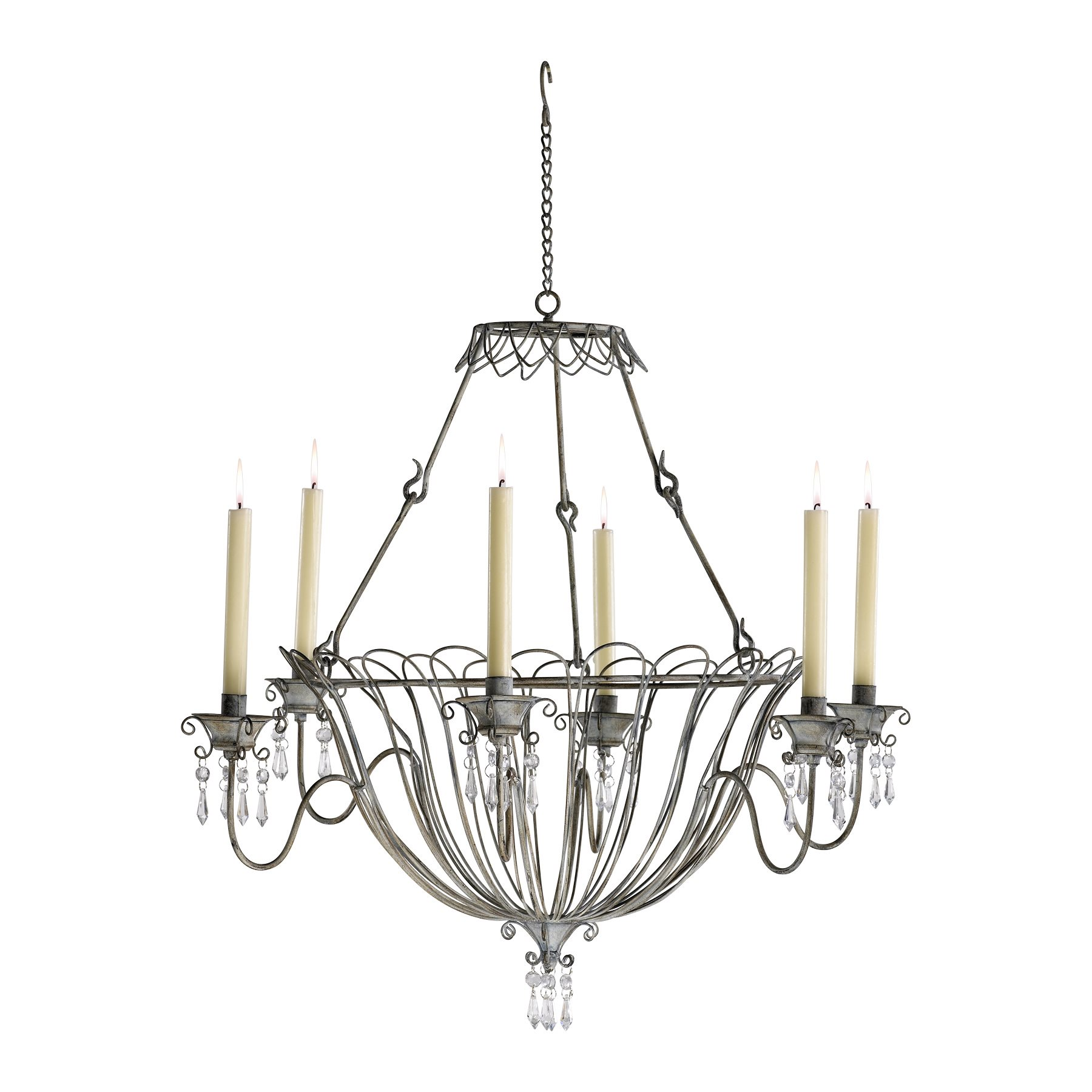 Cyan Design Somerset Transitional Crystal Chandelier