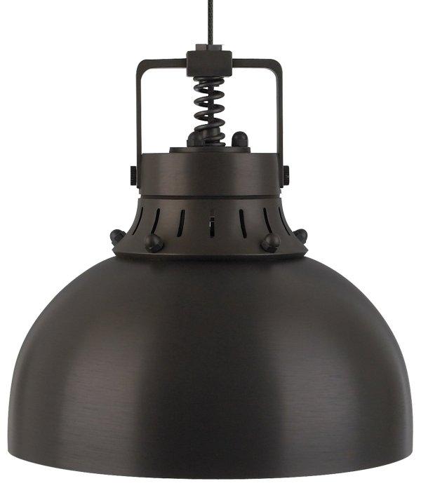 Dome-Shaped Pendant Light Fixtures