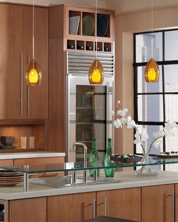 Tech Lighting 700fjfir Fire Modern Contemporary Pendant Light