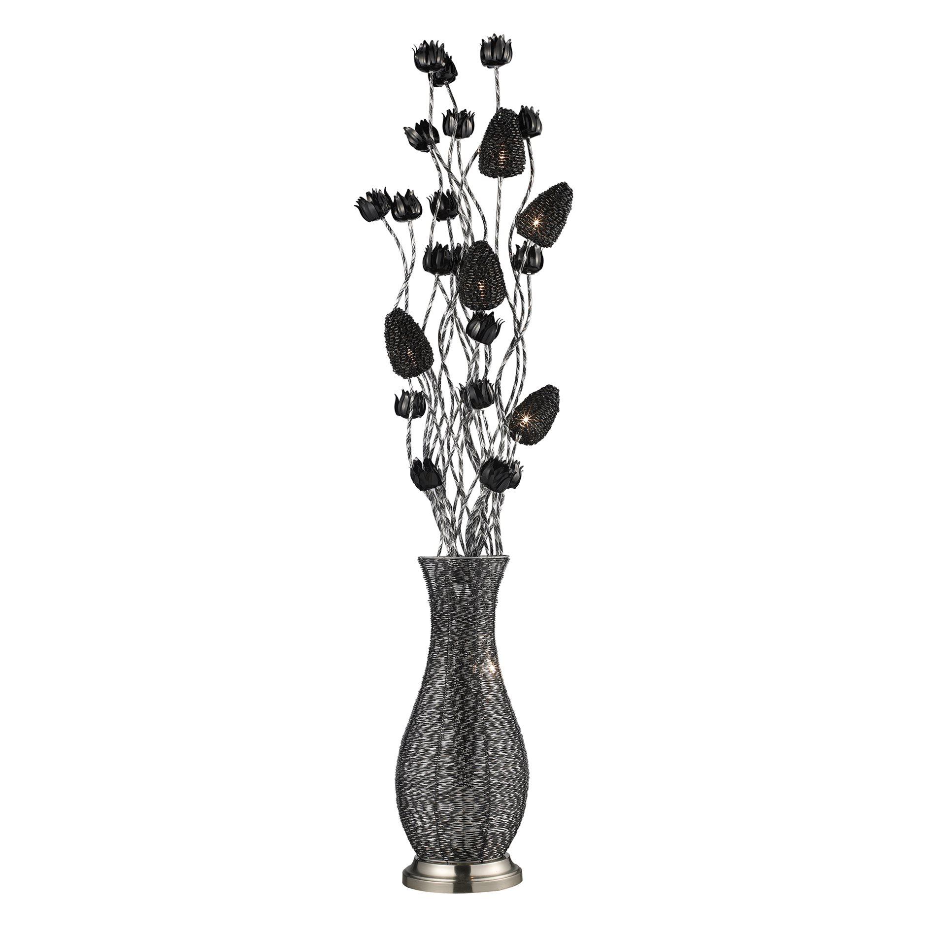 Dimond D Cyprus Grove Contemporary Ceramic Floor Lamp