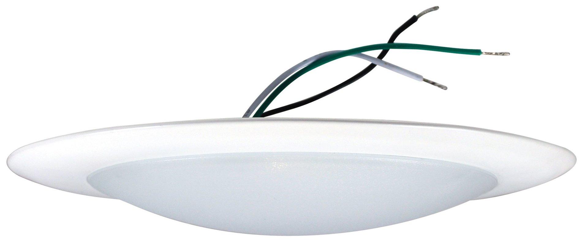 Nora Lighting NLOPACR650930AW 6 LED Surface Mount AC